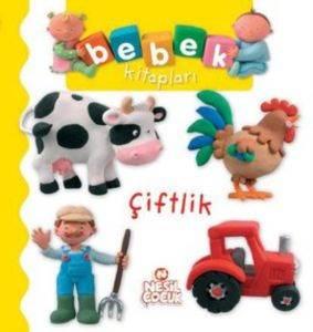 Bebek Kitapları Çiftlik
