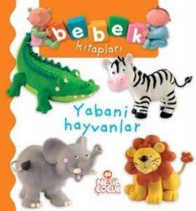 Bebek Kitapları Yabani Hayvanlar
