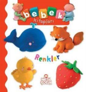 Bebek Kitapları Renkler
