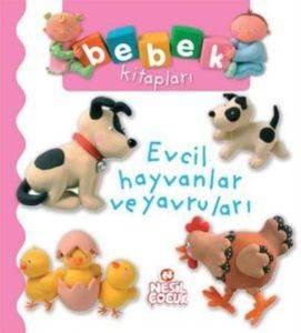 Bebek Kitapları Evcil Hayvanlar Ve Yavruları