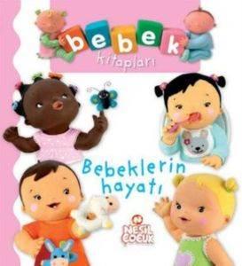 Bebek Kitapları Bebeklerin Hayatı