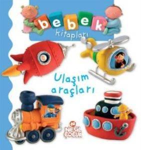 Bebek Kitapları Ulaşım Araçları