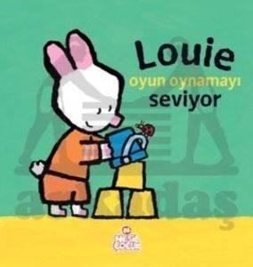 Louie Oyun Oynamayı Seviyor