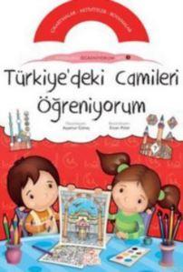 Türkiye'deki Camileri Öğreniyorum
