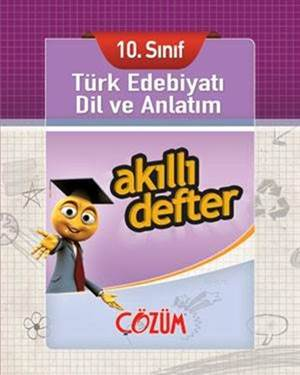 10.Akilli Defter Turk Edb-Dil Ve Anlatim