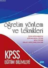 KPSS-Öğretim Yöntem ve Teknikleri