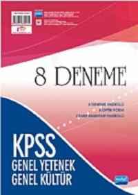 KPSS GY GK 8 Deneme