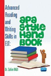 Advanced Reading and Writing Skills in ELT: Apa Style Hand Book