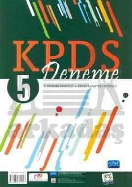 KPDS 5 Deneme Sınavı
