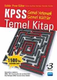 KPSS Gen. Kültür Gen. Yetenek Temel Kitap 2012