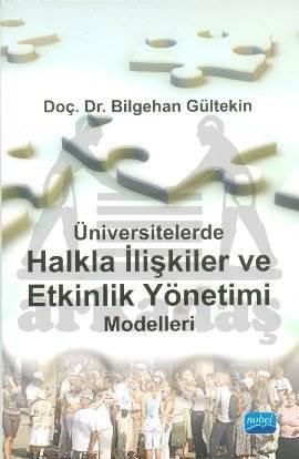 Üniversitelerde Halkla İlişkiler ve Etkinlik Yönetimi Modelleri