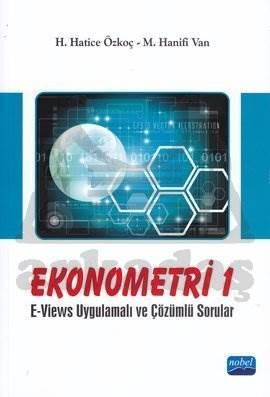 Ekonometri - 1