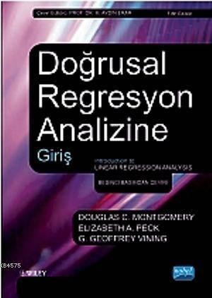 Dogrusal Regresyon Analizine Giris