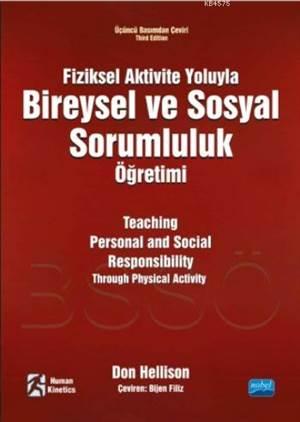 Bireysel Ve Sosyal Sorumluluk Öğretimi