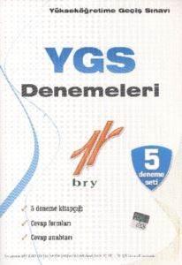 YGS Denemeleri 5 Deneme Seti