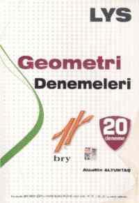 LYS Geometri Denemeleri (20 Deneme)