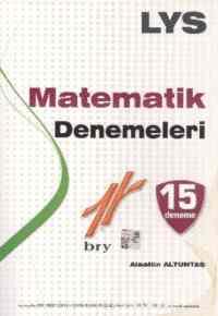 LYS Matematik Denemeleri (15 Deneme)