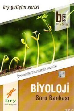 Birey B Serisi Orta Düzey Biyoloji Soru Bankası