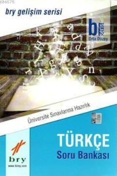 Birey B Serisi Orta Düzey Türkçe Soru Bankası