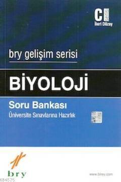 Birey C Serisi İleri Düzey Biyoloji Soru Bankası