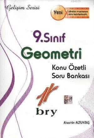 9.Sınıf Geometri Konu Özetli Sb Gelişim Serisi.