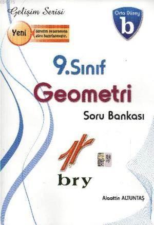 9.Sınıf Geometri Sb B Orta Düzey Gelişim Serisi.