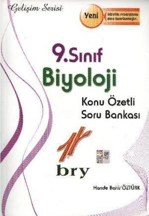 9.Sınıf Biyoloji Konu Özetli Sb Gelişim Serisi.