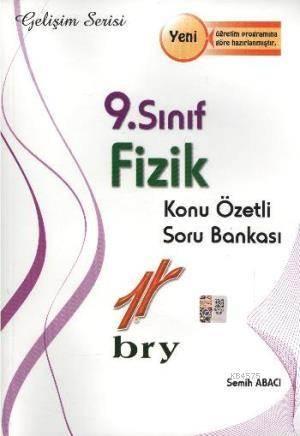 9.Sınıf Fizik Konu Özetli Sb Gelişim Serisi.