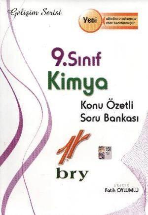 9.Sınıf Kimya Konu Özetli Sb Gelişim Serisi.