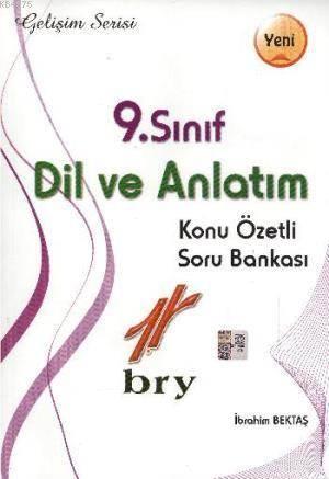 9.Sınıf Dil Ve Anlatım Konu Özetli Sb Gelişim Serisi.