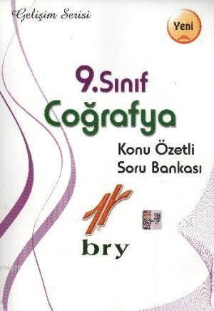 9.Sınıf Coğrafya Konu Özetli Sb Gelişim Serisi.