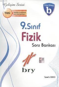 9.Sınıf Fizik Sb B Orta Düzey Gelişim Serisi.