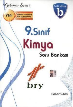 9.Sınıf Kimya Sb B Orta Düzey Gelişim Serisi.