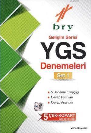 Ygs Denemeleri Set-1 ( 5 Çek Kopart ) Gelişim Serisi.