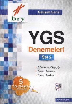 Ygs Denemeleri Set-2 ( 5 Çek Kopart ) Gelişim Serisi.