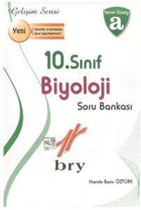 Birey 10.Sınıf Biyoloji Soru Bankası Temel Düzey (A) 2014