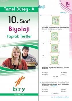 10.Sınıf Biyoloji Yaprak Test Temel Düzey A