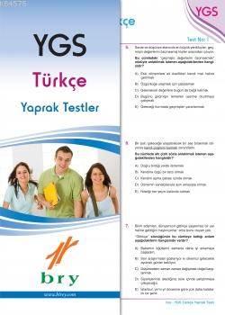 Ygs Türkçe Yaprak Test