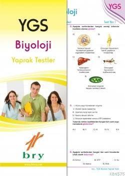 Ygs Biyoloji Yaprak Test .