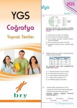 Ygs Coğrafya Yaprak Test .