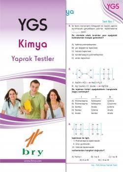 Ygs Kimya Yaprak Test