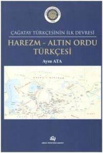 Harezm Altın Ordu Türkçesi