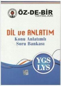 Özdebir YGS-LYS Dil ve Anlatımlı Soru Bankası