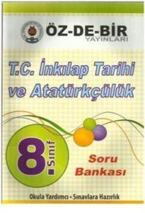 Özdebir 8 Sınıf T.C.İnkilap Tarihi Ve Atatürkçülük S.B.