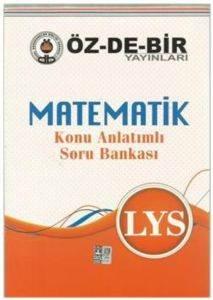 Özdebir LYS Matematik Konu Anlatımlı Soru Bankası