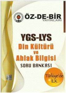 Özdebir YGS-LYS DiN Kültürü ve Ahlak Bilgisi S.B.