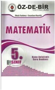 Özdebir 5 Sınıf Matematik Konu Anlatımlı S.B.
