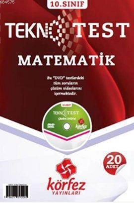 10. Sınıf Matematik Tekno Test
