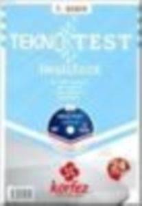 Körfez 7.Sınıf İngilizce Tekno Poşet Test Çözüm (DVD'li)