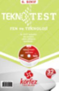 Körfez 6.Sınıf Fen Ve Teknoloji Tekno Poşet Test Çözüm (DVD'li)